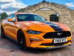 Used 2018 FORD MUSTANG 5.0 V8 GT 2dr Auto 450 PS Facelift 10 Speed Auto for sale in Wiltshire ...