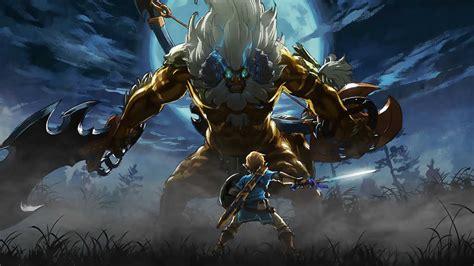 Dlc Zelda Breath Of The Wild The Legend Of Zelda Breath Of The Wild Dlc File Sizes
