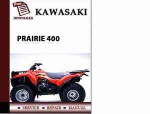 Kawasaki Prairie 400 Workshop Service Repair Manual Pdf