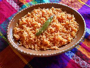 Arroz Rojo Mexicano - YouTube