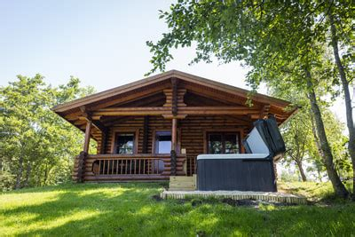 Log Cabins In Northumberland With Tubs by Lodge Holidays Lodges And Log Cabins With A