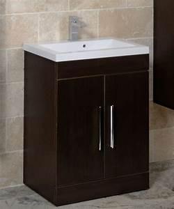 adiere vanity unit wenge contemporary bathroom vanity With wenge vanity units for bathroom