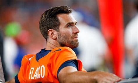 Quarterback Joe Flacco has a new team in the NFL ...