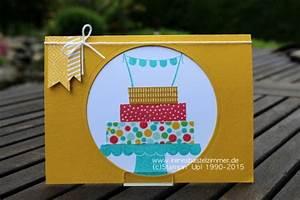 Geburtstagskarte Basteln Einfach : geburtstagskarte basteln mit neuen stampin 39 up produkten ~ Orissabook.com Haus und Dekorationen