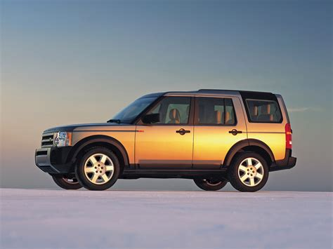 2005 Land Rover Lr3 Hse Fuel Infection