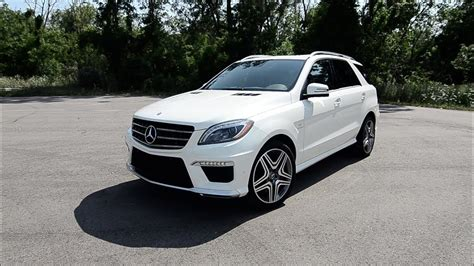 2012 Mercedes-benz Ml63 Amg Performance Package