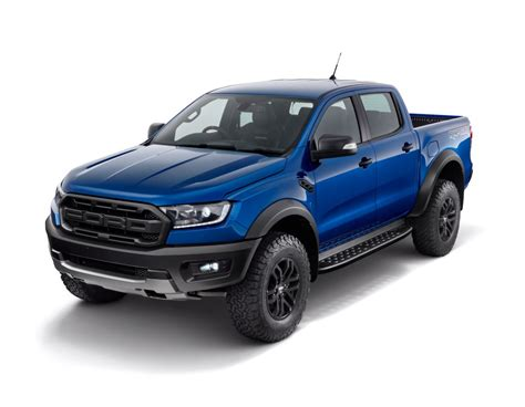 2018 Ford Ranger Raptor Launched In Thailand