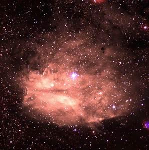 IC 1284 Emission Reflection Nebula