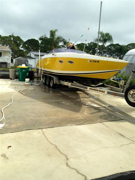 Z Boat Engine by Donzi Z29 Foxfire 1987 For Sale For 4 500 Boats From