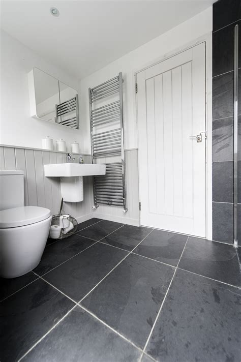 Bathroom Floor Tiles by Slate Tiles Trays And Cladding For Bathrooms Showers