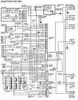 2001 Buick Park Avenue Wiring Diagram