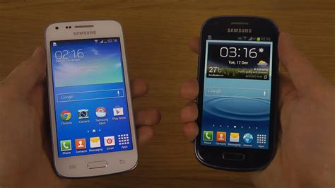 samsung galaxy plus samsung galaxy s3 which is faster youtube