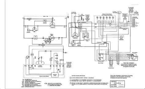 nordyne air handler wiring diagram fan data wiring