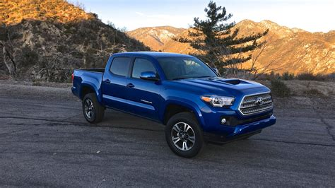 2018 Toyota Tacoma Review Price 2017 2018 Best Cars