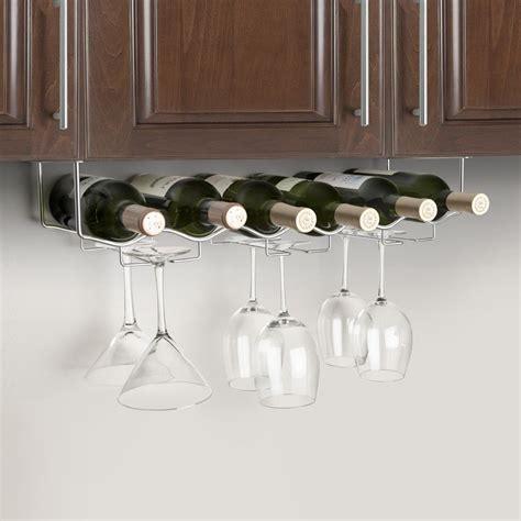 cabinet wine glass holder cabinet 6 wine bottle 6 glass rack 3 channel