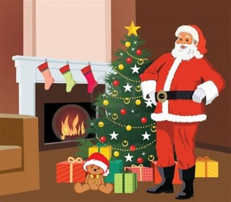 photo of santa claus and christmas tree santa route to kaizen a quest for perfection
