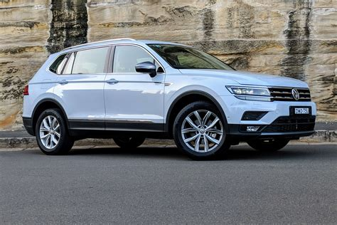 Discover the volkswagen tiguan allspace, with a longer wheelbase and room for 7 people, it's perfect for adventurers. Volkswagen Tiguan Allspace Comfortline | CarsGuide