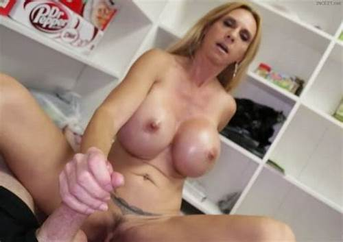 Breasty Aucasian Mature Gently Drilling By Her Step Brother #Brooke #Tyler #Gets #Pussy #Pounded #In #Boner #Bonus #By