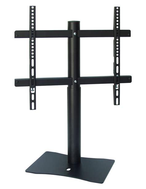 piedistallo monitor piedistallo vesa 600 215 400 con rotazione itb solution