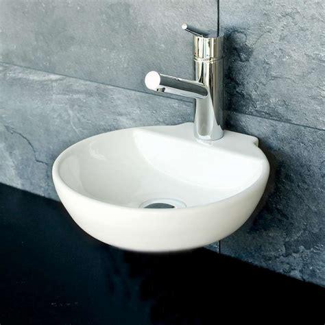 Kleine Waschbecken Für Gäste Wc by Kleines Waschbecken Mit Unterschrank F 252 R G 228 Ste Wc Home Ideen
