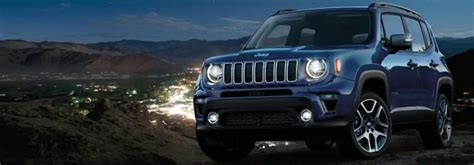jeep renegade trailhawk  road features