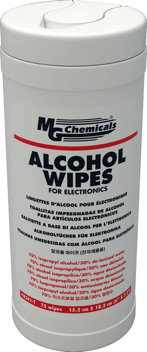 Amazon.com: 70% Isopropyl Alcohol Wipes, Alcohol Wipes