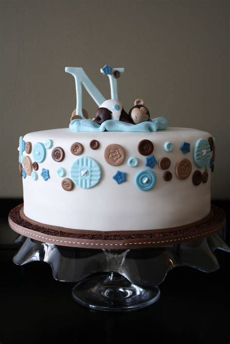 ideas  button cake  pinterest baked
