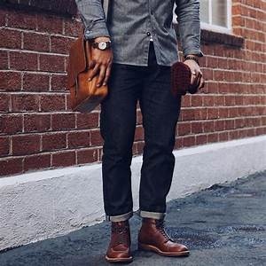 55 Ways to Style Casual Boots for Men - Inspirational Ideas for You