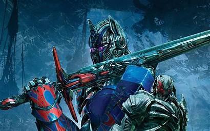 Optimus Transformers Prime Knight Last 5k Sword