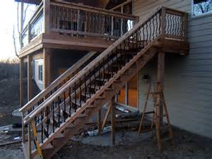 Building Code For Deck Stairs by Integrity Custom Construction Inc Photos Page 1