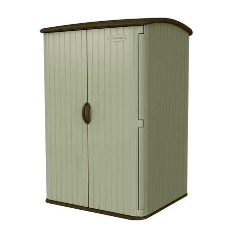 Suncast Storage Sheds Canada by Large Vertical Storage Shed Bms6500 Canada Discount