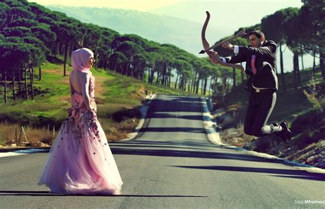 romantic muslim couples islamic wedding pictures