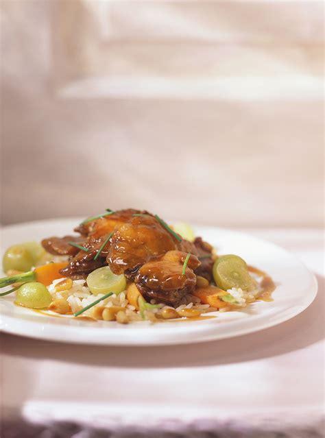 cuisine au porto ris de veau au porto aux raisins et aux pignons ricardo