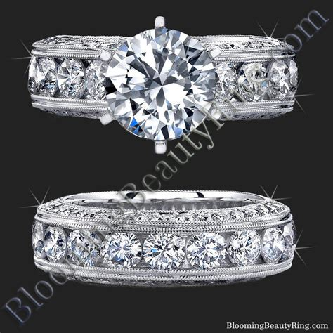 Spectacular 420 Ctw Top Quality Round Diamond Engagement. Cabochon Wedding Rings. Law Enforcement Engagement Rings. Full Finger Rings. Feminist Engagement Rings. Scrollwork Wedding Rings. Vintage English Engagement Engagement Rings. Purple Crystal Wedding Rings. Two Rings