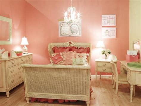 Girls' Bedroom Color Schemes Pictures, Options & Ideas Hgtv
