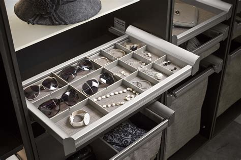kitchen cabinet drawer accessories hafele s modular custom closet system engages customers 5368