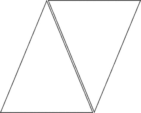 triangle banner template triangle banner templates free clipart best