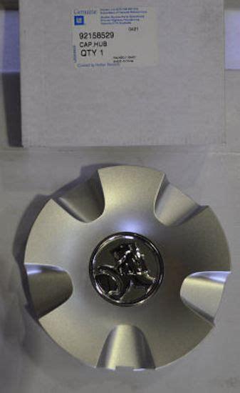 holden commodore vz calais mag wheel centre cap