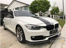 BMW 328i 2012 Sport Line 20 in Johor Automatic Sedan