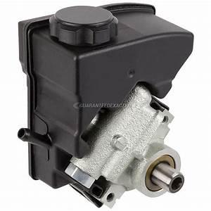 2001 Chevrolet Impala Power Steering Pump 3 8l Engine 86