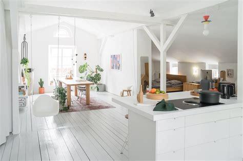 Wohnzimmer Mit Offener Kuche by Wohnzimmer Kuche Offen Ideen Wohndesign Ideen