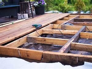 Installer Une Terrasse En Bois : installer une terrasse bois combien a co te ~ Farleysfitness.com Idées de Décoration