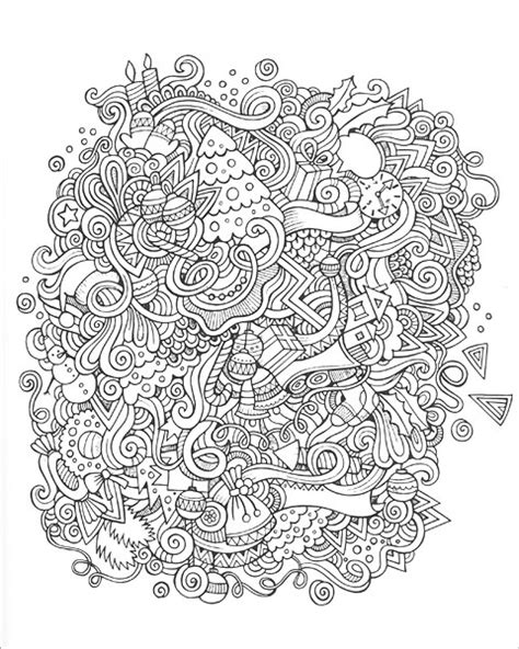 zen coloring winter wonderland  knitpickscom