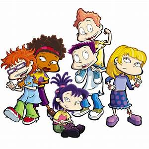Image Gallery rugrats characters