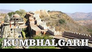 The 2nd Largest Wall in the World - Kumbhalgarh Fort ...