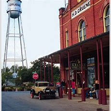 Grass Is Much Greener Is Gruene, Texas  Country Music Project