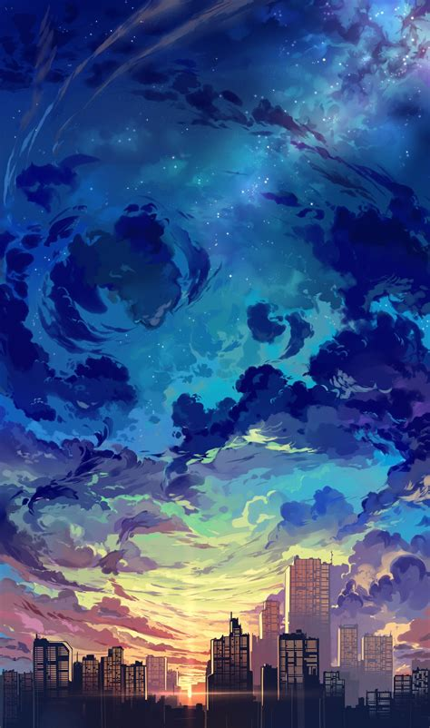anime aesthetic android wallpapers