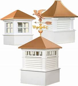 what types and styles of roof vents are there sparrow With cupola roof vent