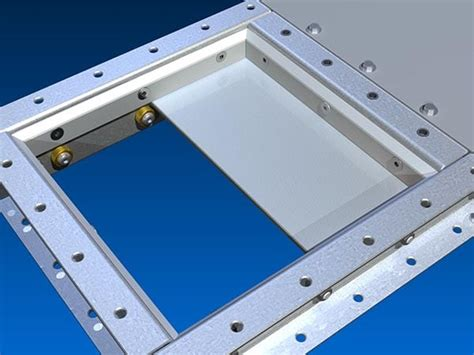 manually actuated rack pinion  gates features benefits