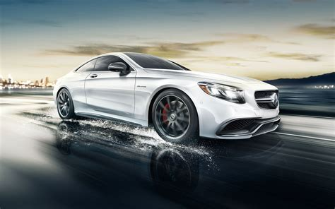 Mercedes Class Wallpapers by Mercedes S Class Coupe Hd Wallpapers For Desktop
